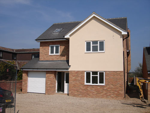 New Home Built In Stansted Essex Arh Acquisitions